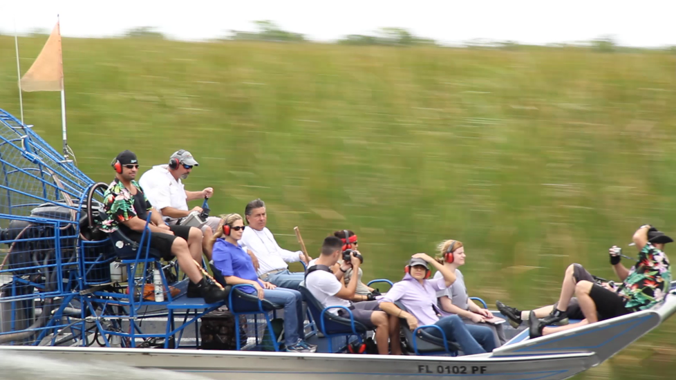 Everglades Airboat Rides