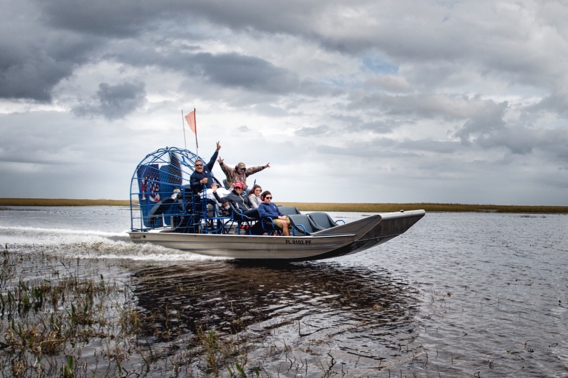 Airboat Rides In The Everglades Experience The Thrill And